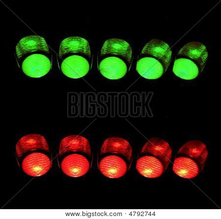 Multiple  Traffic Lights