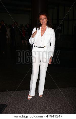 LOS ANGELES - JUL 8:  Jackie Bissett arrives at