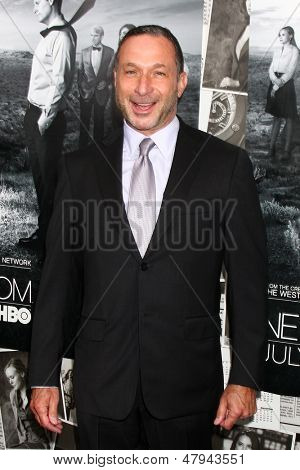 LOS ANGELES - JUL 10:  Alan Poul arrives at the HBO series