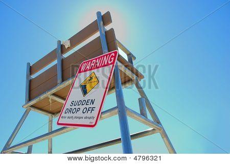 Beach Warning