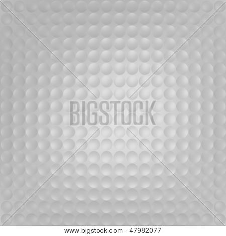 Texture Of A Golf Ball
