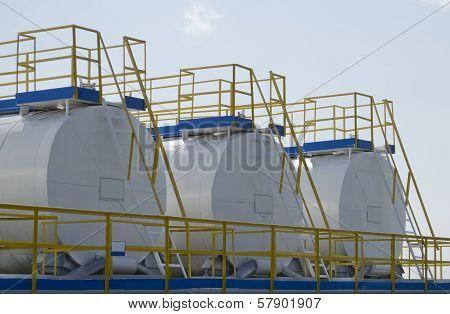 Cistern