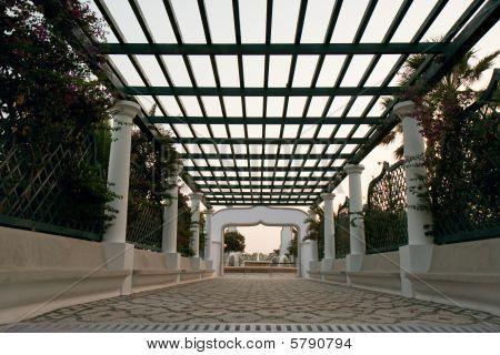 Kallithea Entrance