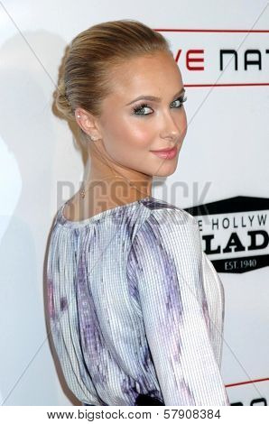 Hayden Panettiere  at the Grand Reopening of The Hollywood Palladium. Hollywood Palladium, Hollywood, CA. 10-15-08