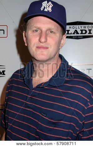 Michael Rapaport  at the Grand Reopening of The Hollywood Palladium. Hollywood Palladium, Hollywood, CA. 10-15-08