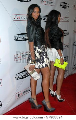Vanessa Simmons  at the Grand Reopening of The Hollywood Palladium. Hollywood Palladium, Hollywood, CA. 10-15-08