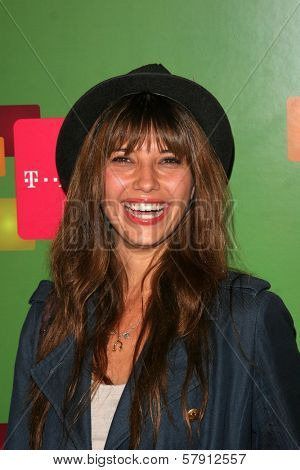 Tamara Feldman  at the T-Mobile G1 Launch Party. Siren Studios, Hollywood, CA. 10-17-08