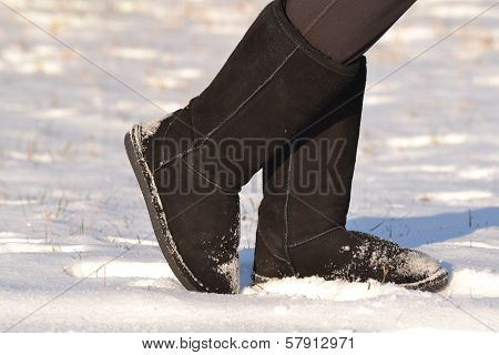 lack boots
