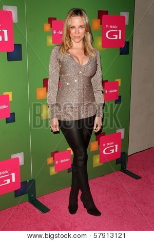 Kari Whitman  at the T-Mobile G1 Launch Party. Siren Studios, Hollywood, CA. 10-17-08