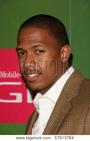 Nick Cannon  at the T-Mobile G1 Launch Party. Siren Studios, Hollywood, CA. 10-17-08