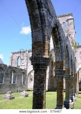 Unfinished Church1