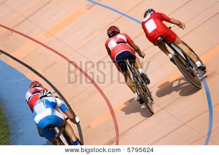 Bicycle Points Race