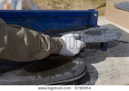 Hand - Cutting Slate