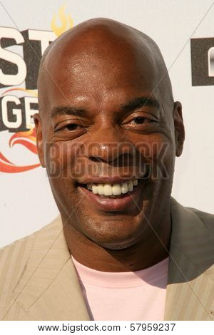 Alonzo Bodden  at the