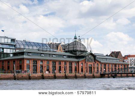 fish-auction-hall Hamburg