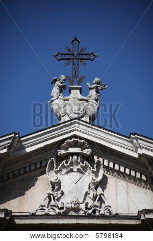 Duomo church, Mantua, Italy