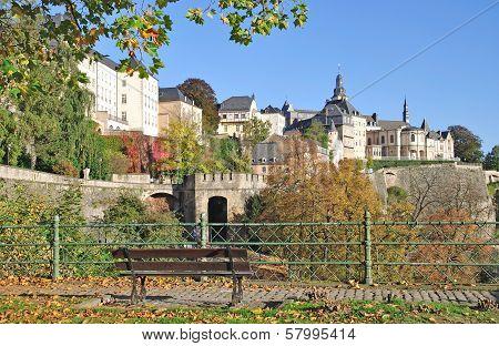 Luxembourg City,Benelux