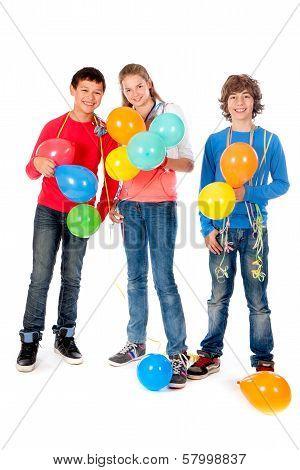 Teenagers