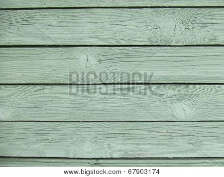 Close-up of painted boards