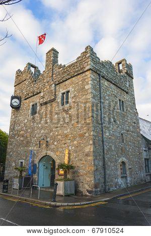 Medieval Castle In Ireland