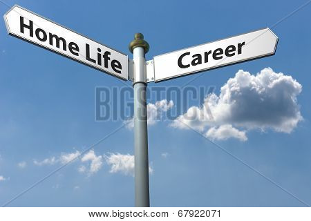 Home Or Career
