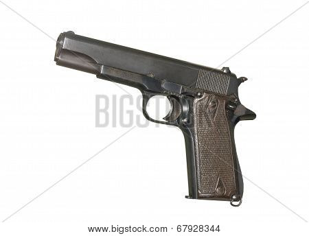 Semi-automatic Military Pistol