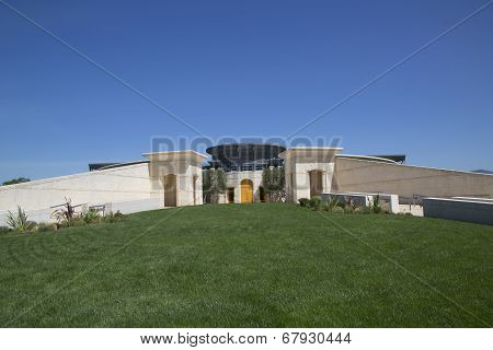 Opus One Winery in Napa Valley