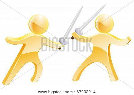 Sword Fight Concept
