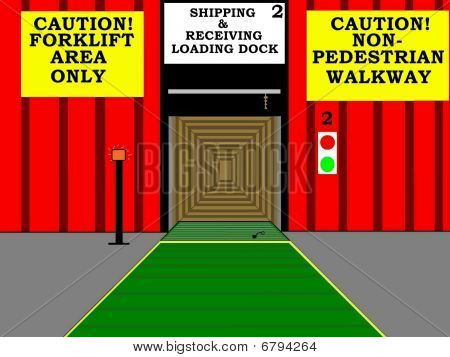 Distribution Warehouse Safety Concepts