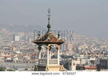 Roofs of Barcelona