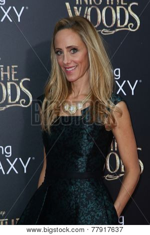 NEW YORK-DEC 8: Actress Kim Raver attends the