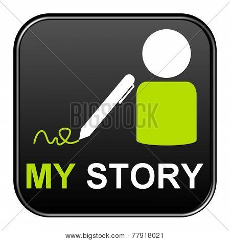 Black Button: My Story