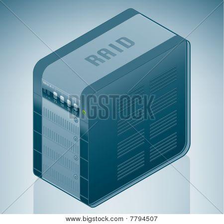Hard Disk Drive Backup / RAID Unit