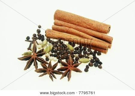 Spices Of Asia