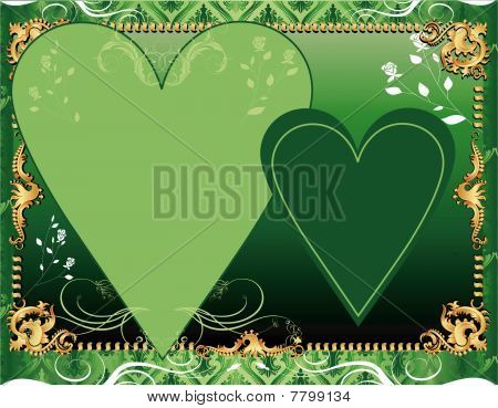 Green Template