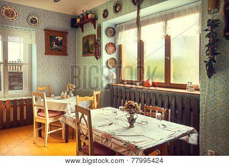 Serbian Restaurant