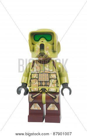 Kashyyyk Trooper Lego Minifigure