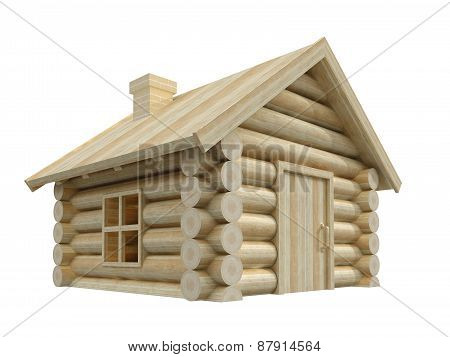 Wooden Small House