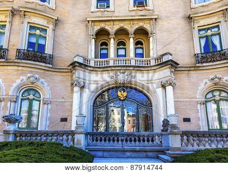 Indonesian Embassy Embassy Row Massachusetts Avenue Washington Dc