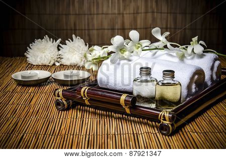 Spa & massage treatment