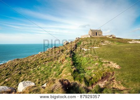 The Island Chapel In St Ives