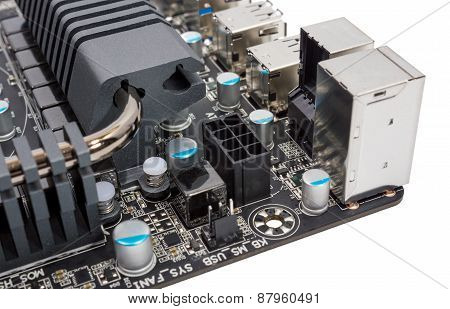 Electronic Collection - Multiphase Power System Modern Processor