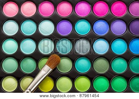 Makeup background