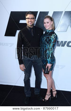 LOS ANGELES - FEB 1:  Jaime Camil at the