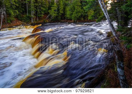 The Tahquamenon River
