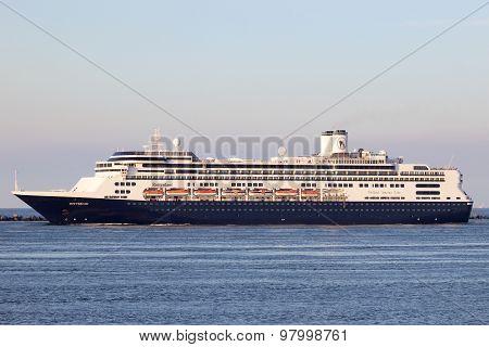 Cruiseship Rotterdam