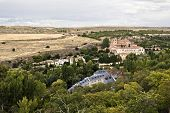 The Monastery of Saint Mary of Parral is a Roman Catholic monastery of the enclosed monks of the Order of Saint Jerome founded by King Henry IV of Castile in 1454 in Segovia Spain. poster