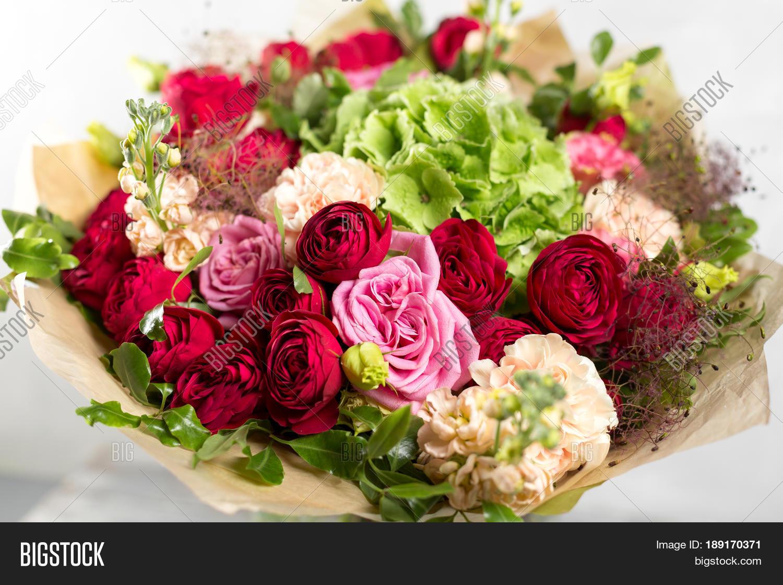 Still Life Bouquet Image Photo Free Trial Bigstock