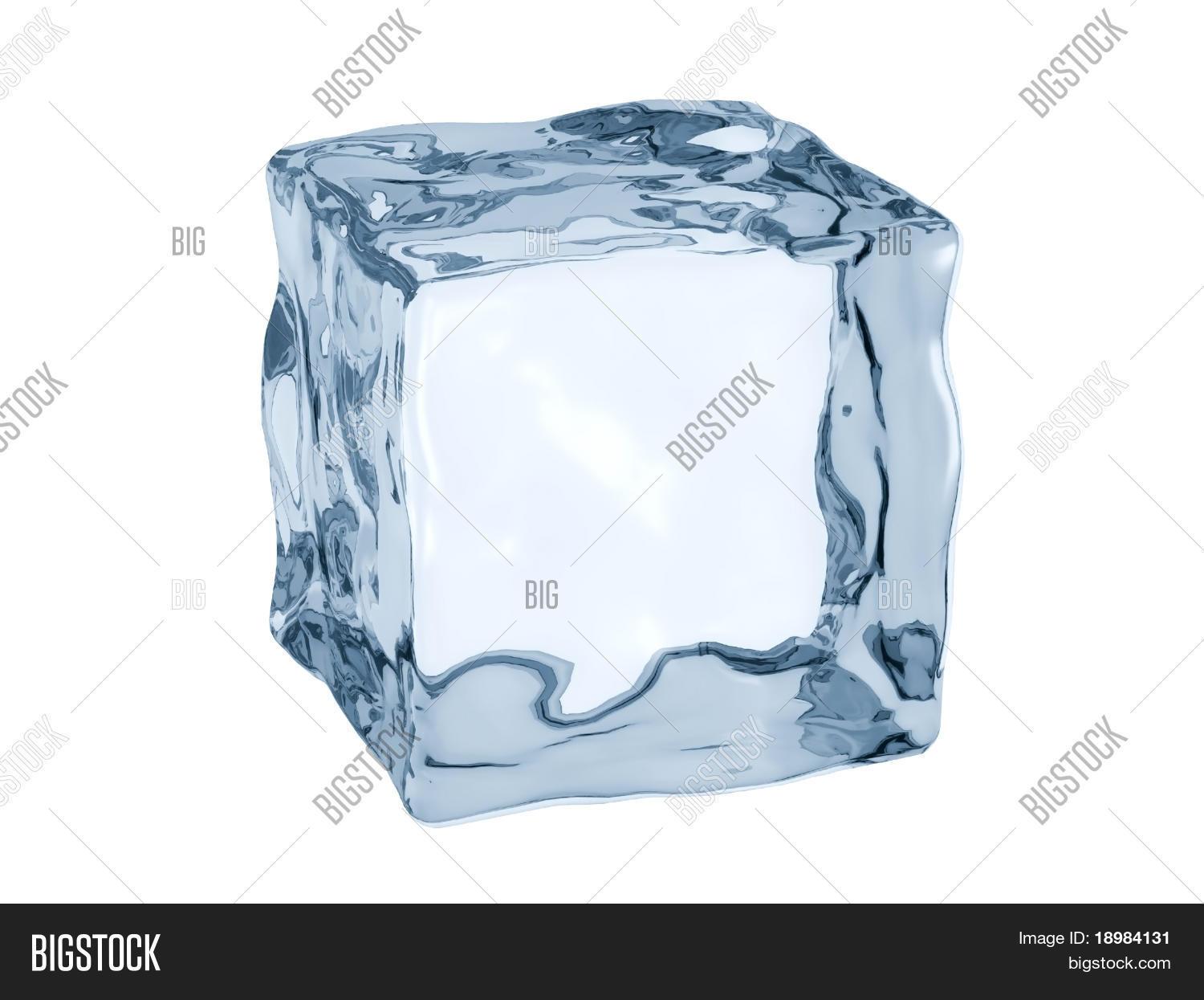 3d Render Ice Cube Image Photo Free Trial Bigstock