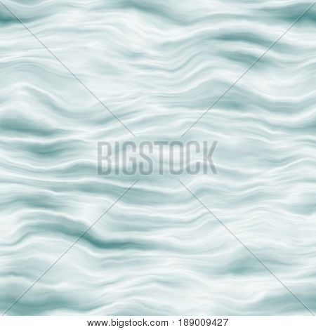 Abstract soft waves of ocean or imagination of breeze seamless background
